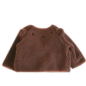 Manteau Ours Marron
