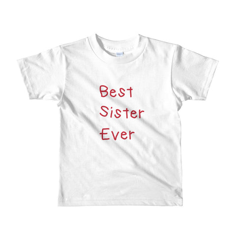 T-Shirt Best Sister Ever