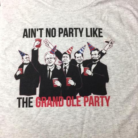 Republican Party Shirts