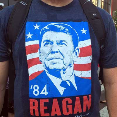 84 Reagan Shirt
