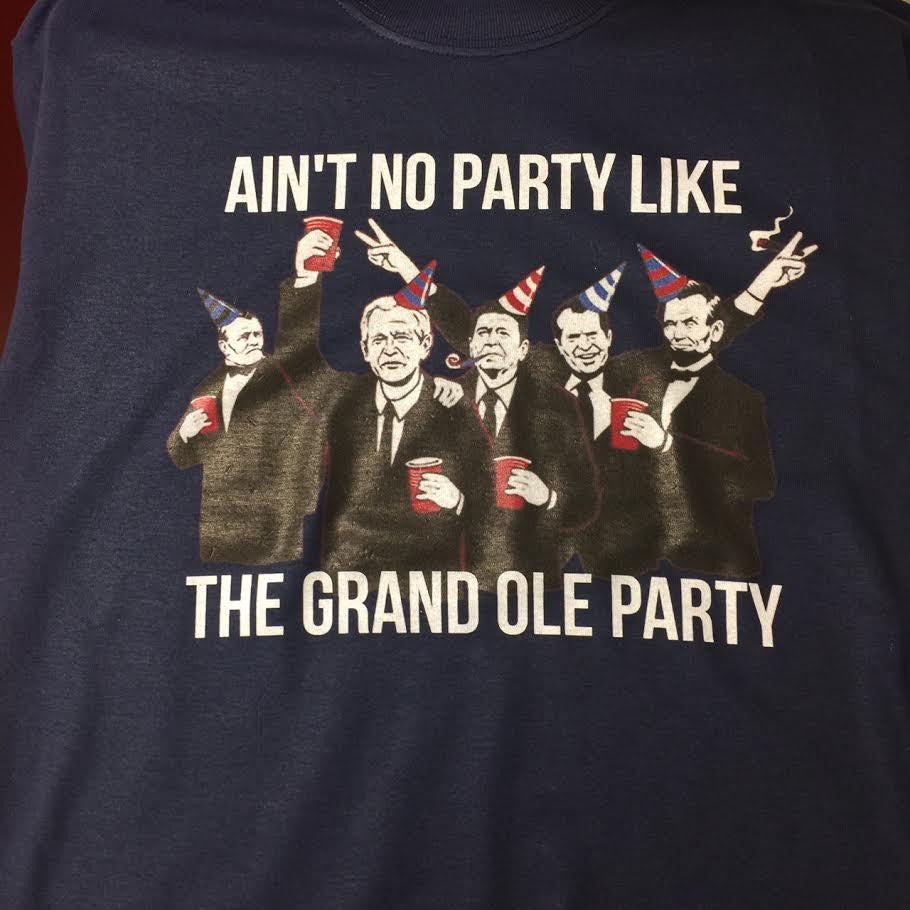 Aint No Party Like The Grand Ole Shirt Ndash We Are Right