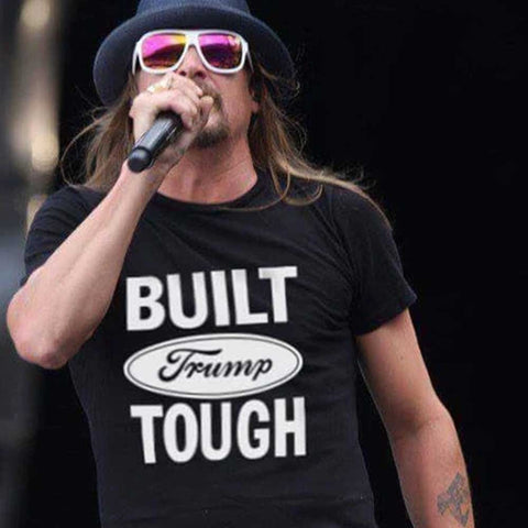 Built Trump Tough Shirt