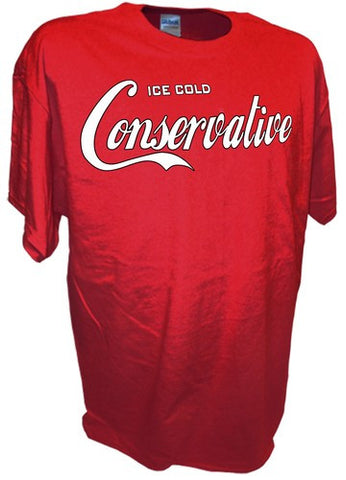 Ice Cold Conservative Shirt