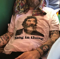 Hang in There Saddam Hussein T-Shirt
