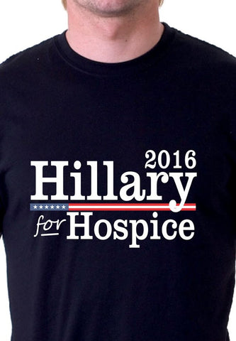 Hillary for Hospice Shirt
