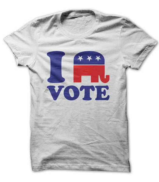 I Vote Republican Shirt