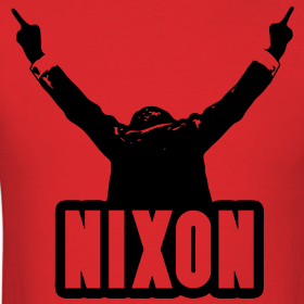 Richard Nixon F-Off T Shirt