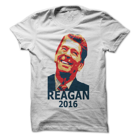 Reagan For President 2016 Shirt
