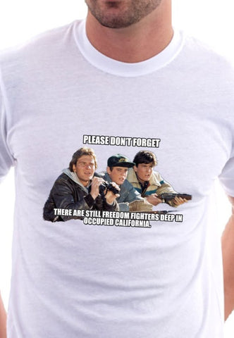 Red Dawn Shirt