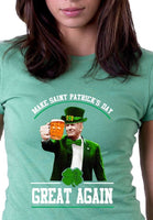 Make St. Patrick's Day Great Again Shirt