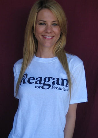 Ronald Reagan Retro 1980 Campaign Shirt