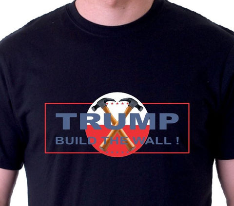 Trump Build the Wall Shirt
