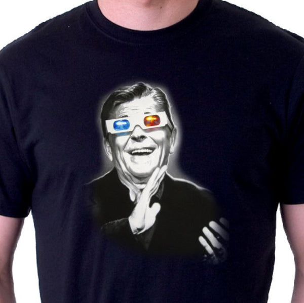 Ronald Reagan 3D Shirt