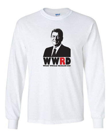 WWRD What Would Reagan Do Shirt?