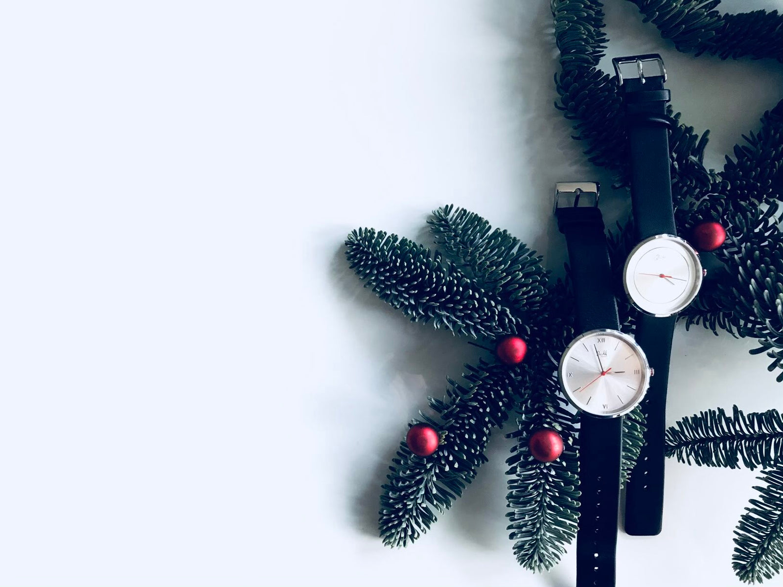 Christmastime with J&M watches