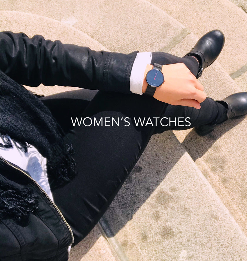 Elegant women's watches by J&M watches Denmark