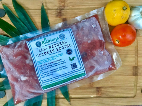 All Natural CHICKEN Tocino 500g