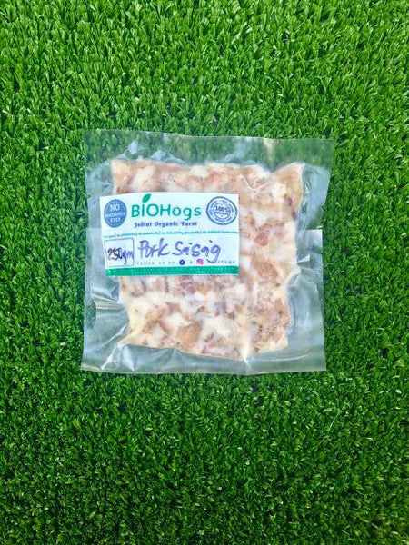 Sisig Pack 250g (ready to cook) - BIOHogs