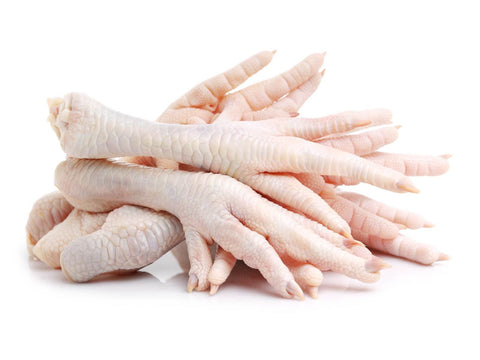 CHICKEN FEET (available upon request) - BIOHogs