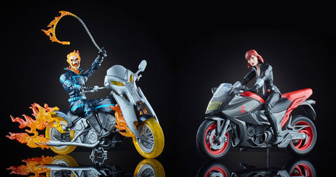 Marvel Legends - Ultimate Riders