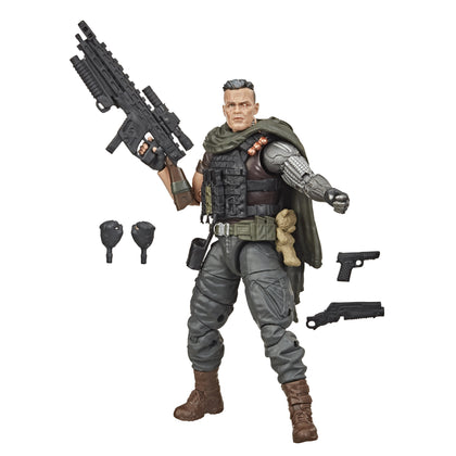 Marvel Legends - X-Men (Fox MCU) 20th Anniversary - Cable (E9285) Action Figure