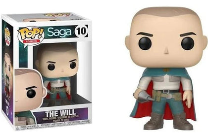 Funko Pop! Comics - Saga #10 - The Will Vinyl Figure