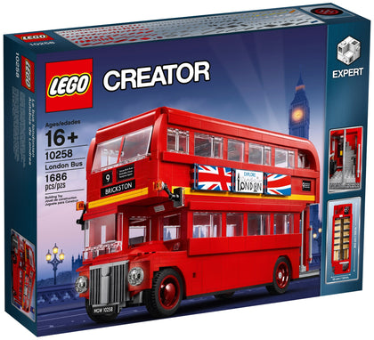 LEGO - Creator Expert - Double-Decker London Bus Set (10258)