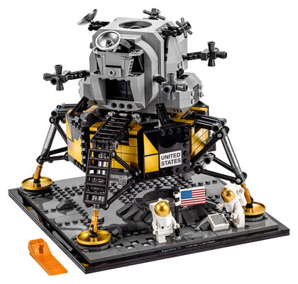 LEGO Creator Expert - NASA Apollo 11 Lunar Lander (10266) Building Set