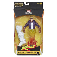 Hasbro - Marvel Legends - X-Force - Wendigo BAF - Marvel's Cannonball 6-inch Action Figure (E6113)