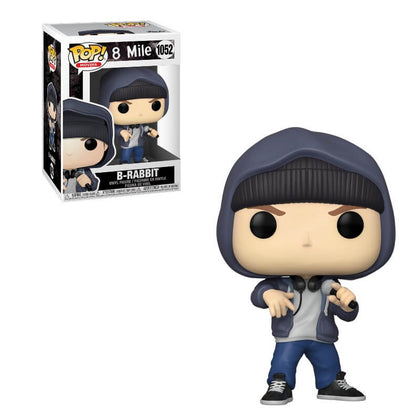 Funko Pop! Movies #1052 - 8 Mile - B-Rabbit Vinyl Figure