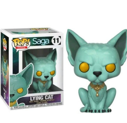 Funko Pop! Comics - Saga #11 - Lying Cat Vinyl Figure