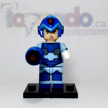 Video Games - Megaman Custom Minifigure