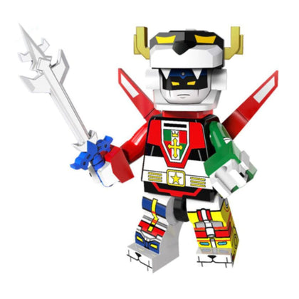 Anime - Voltron Custom Minifigure