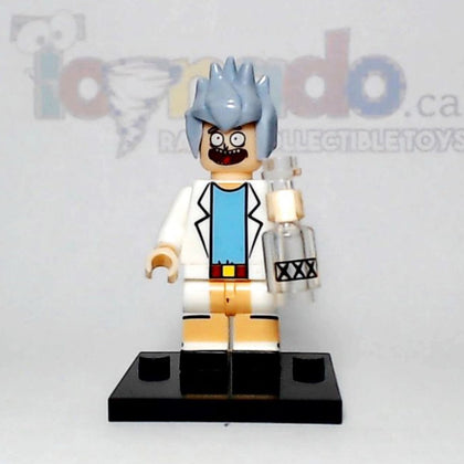 Rick & Morty - Rick Custom Minifigure