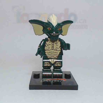 Movies - Gremlins - Stripe Custom Minifigure