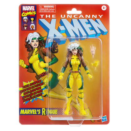 Marvel Retro Collection - The Uncanny X-Men - Marvel's Rogue (F0865) Action Figure