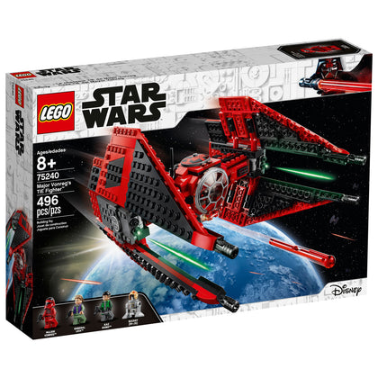 LEGO Star Wars - Major Vonreg's TIE Fighter (75240) Building Toy