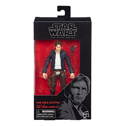 Star Wars - The Black Series 70 - Han Solo (Bespin) Action Figure E1211