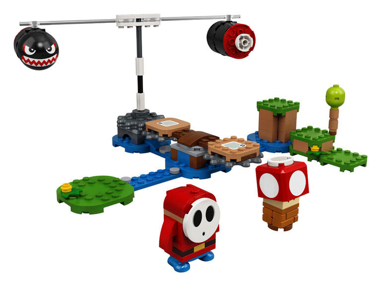 LEGO Super Mario - Boomer Bill Barrage Expansion Set (71366) Buildable Game