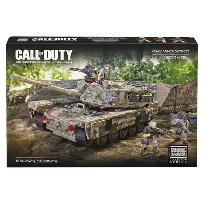 Mega Bloks - Call of Duty - Heavy Armor Outpost (06822)