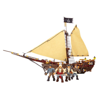 Mega Bloks - Assassin's Creed - Gunboat Takeover (94308)