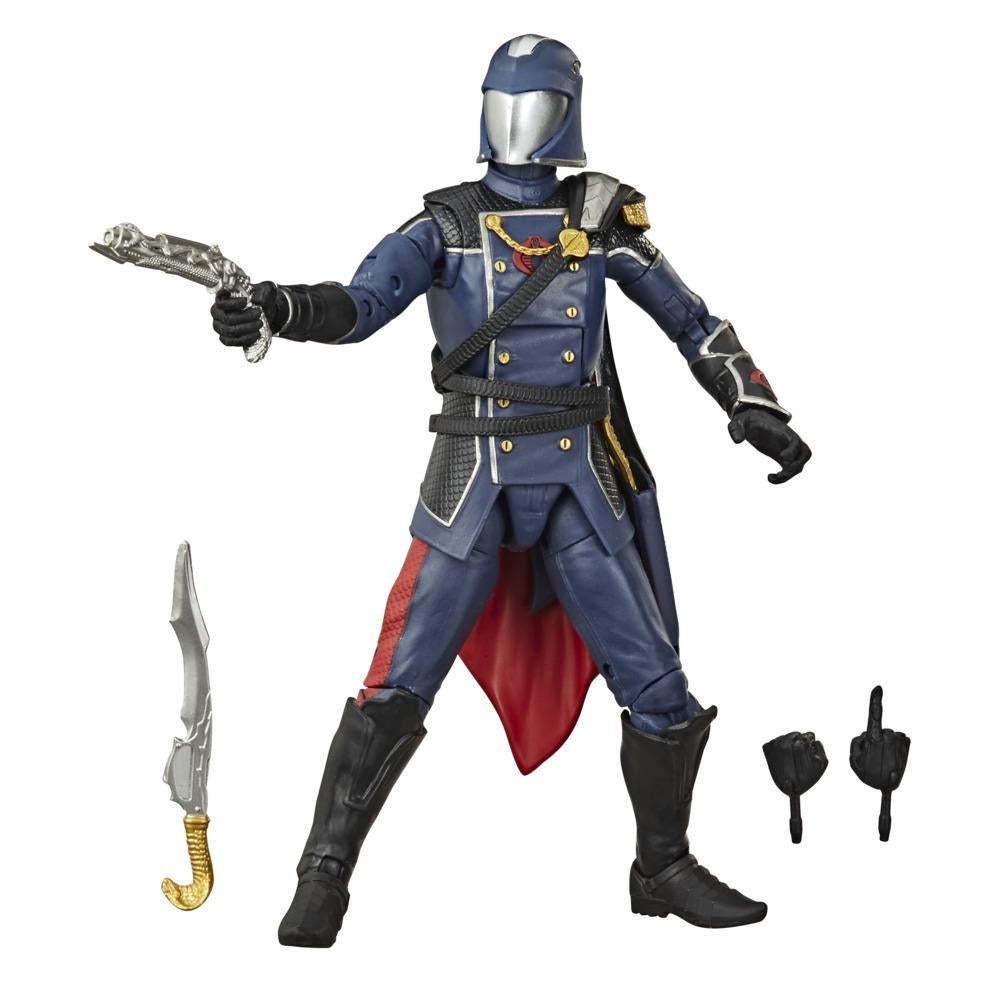 G.I. Joe Classified Series #06 - Cobra Commander 6-Inch Action Figure (E8497)