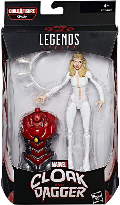 Marvel Legends - SP//dr BAF - Cloak and Dagger - Dagger (Tandy Bowen) Action Figure (E1353)
