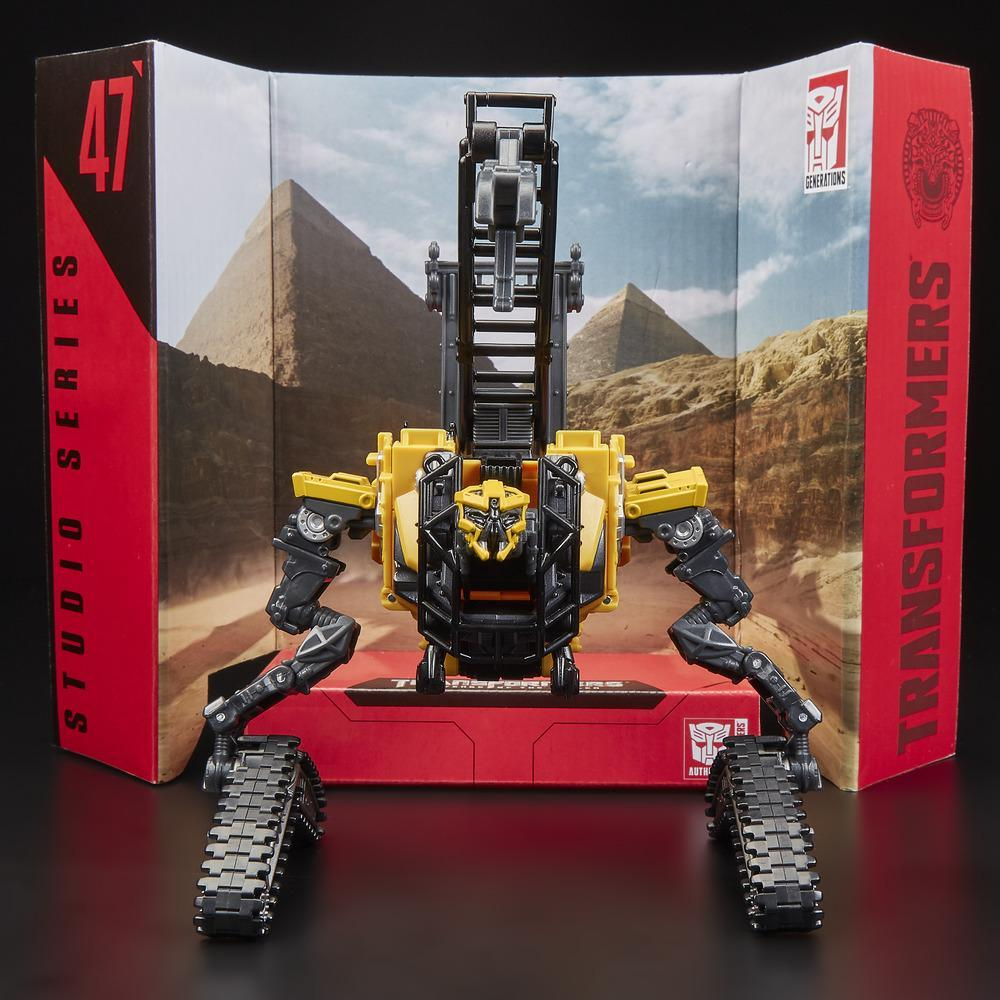 Transformers - Studio Series 47 - Revenge of the Fallen - Constructicon Hightower (E4709)