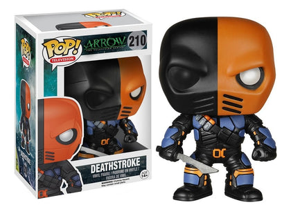 Funko Pop! Television - Arrow #210 - Deathstroke Vinyl Figure