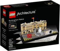 LEGO Architecture Building Set - Landmark Series - Buckingham Palace, London, Great Britain (21029)