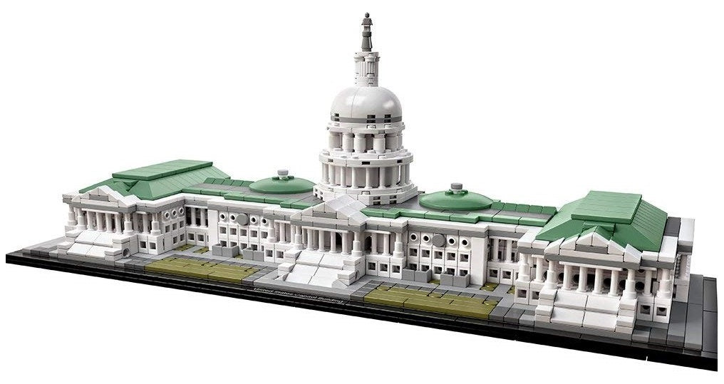 LEGO Architecture - Landmark Series - United States Capitol Building (21030)