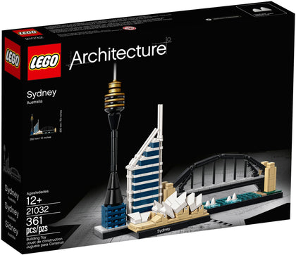 LEGO Architecture Building Set - Skyline Series - Sydney, Australia (21032)