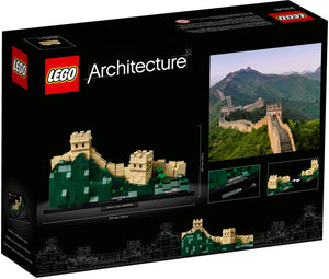 LEGO Architecture Building Set - Landmark Series - Great Wall of China (21041)