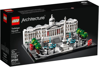 LEGO - Architecture - Landmark Series - Trafalgar Square, London, Great Britain (21045)